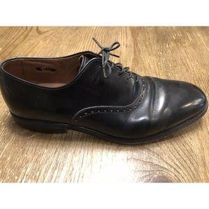 Allen Edmonds Oxford dress shoes size 8 Wide